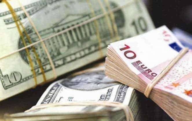 Ожидаемые уровни доллара и евро в феврале