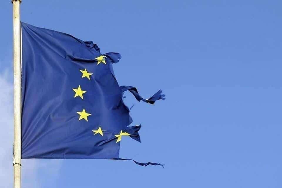Влияние коронавируса на Европу