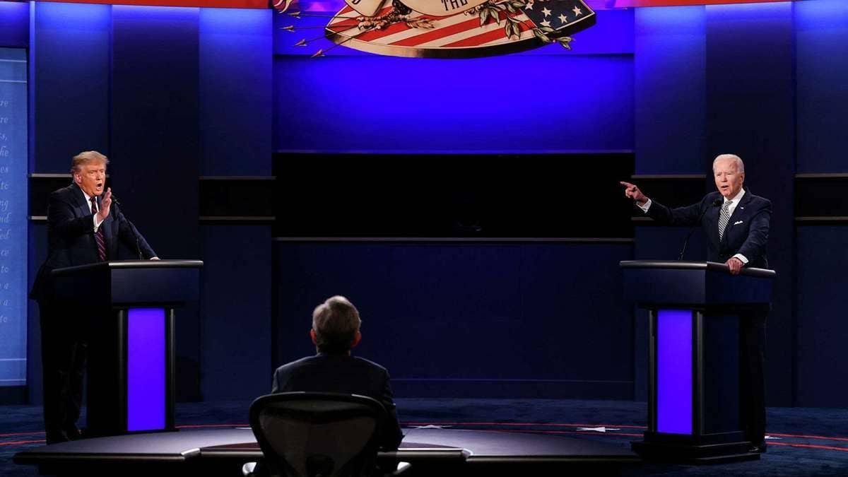 О предстоящих выборах американского президента