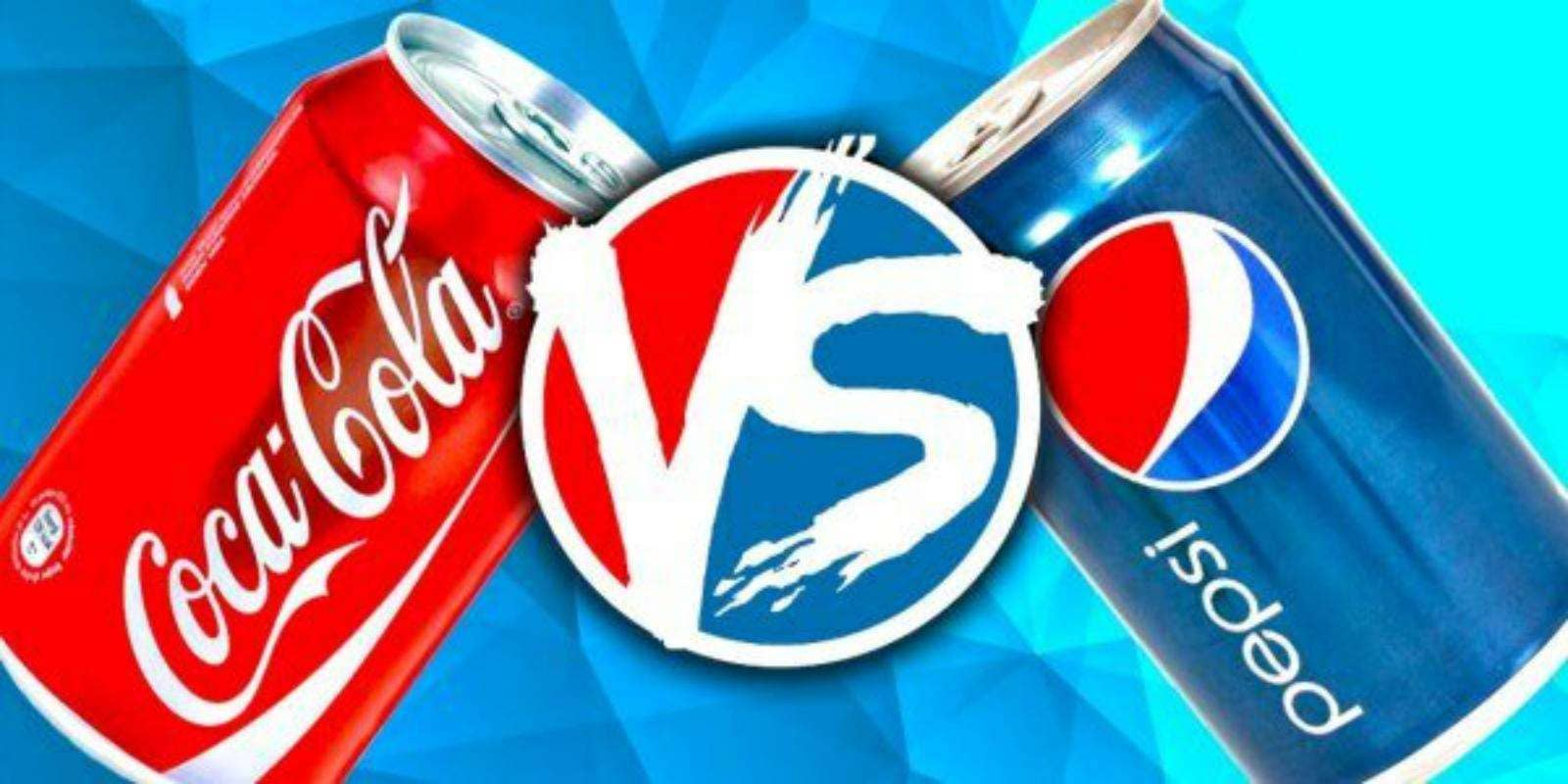 Противостояние гигантов: Coca-Cola и Pepsi