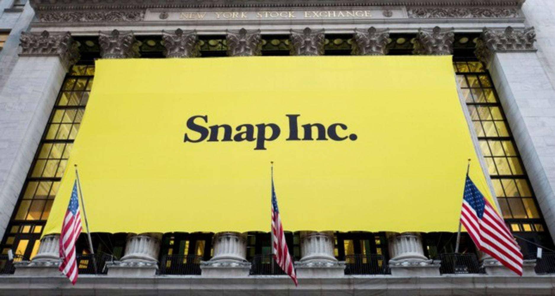 О компаниях PayPal и Snap