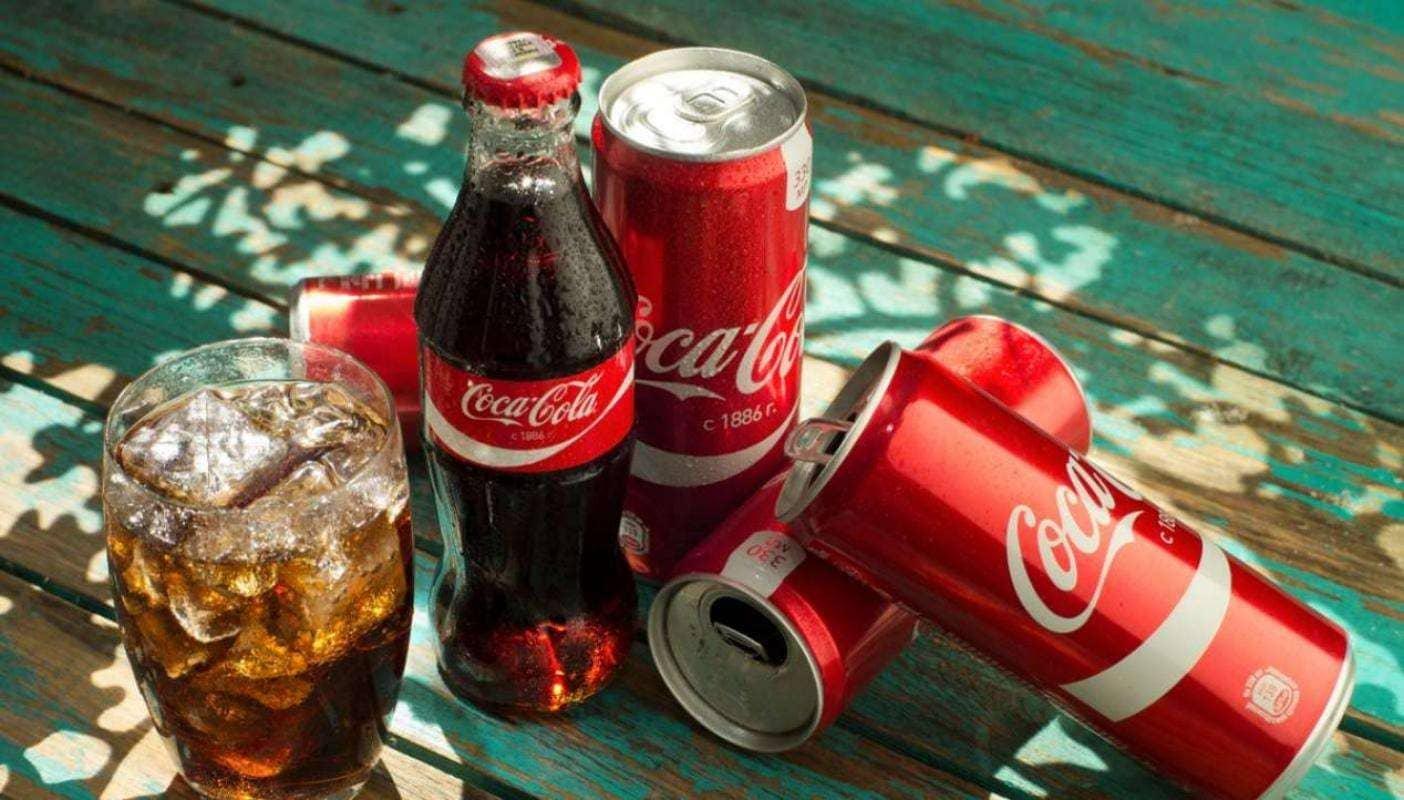 Развитие на рынке компаний Кока-Кола и Nvidia
