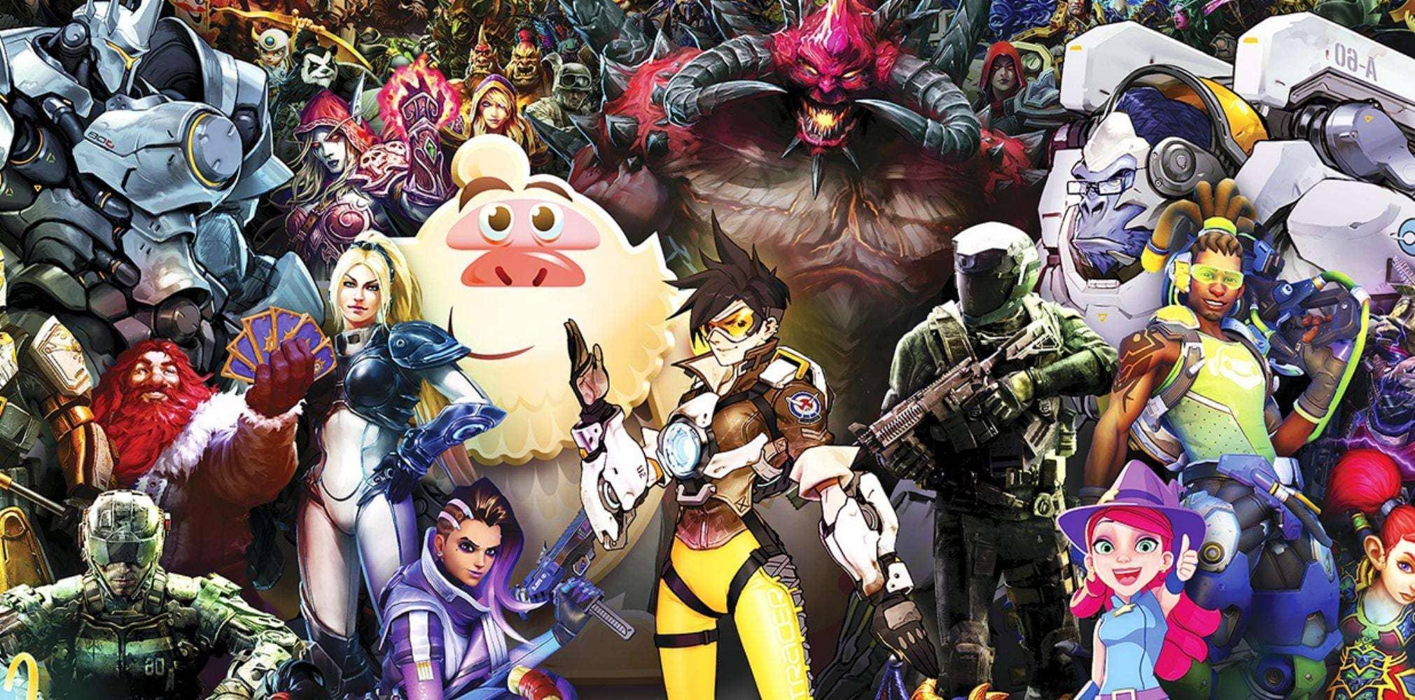Компании Square Inc. и Activision Blizzard во время пандемии