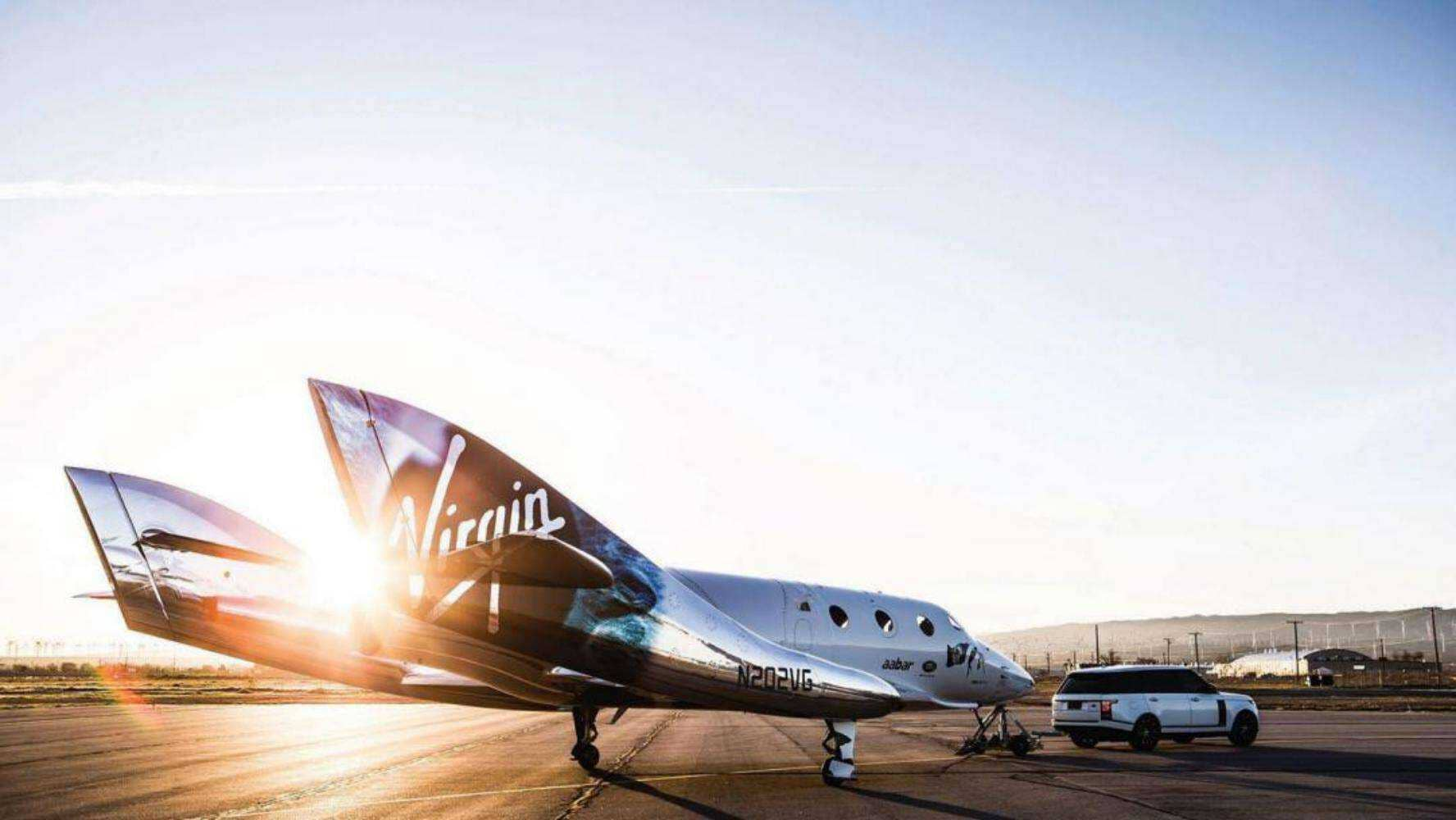 О стремительном развитии компании Virgin Galactic Holdings