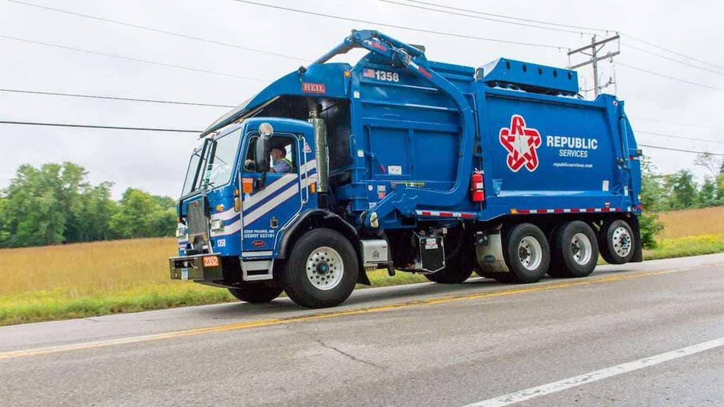 О мусорном бизнесе